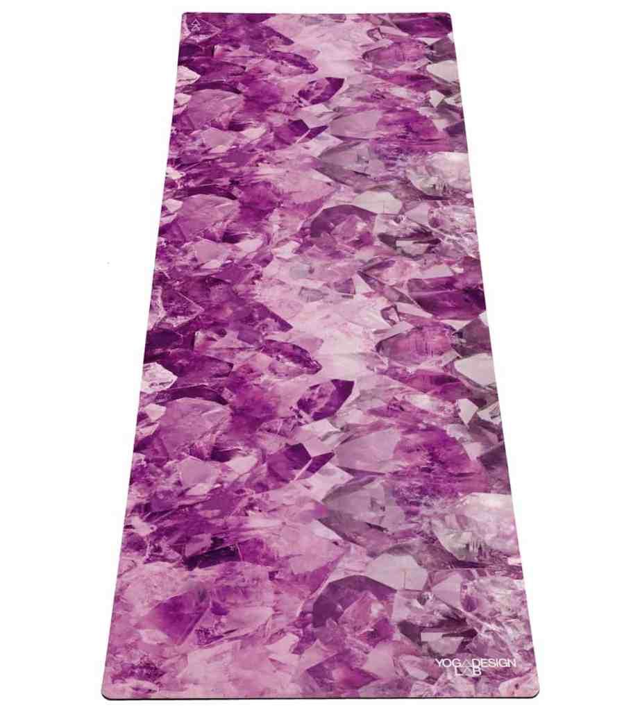Yoga Design Lab Quartz Yoga Mat Towel Combo