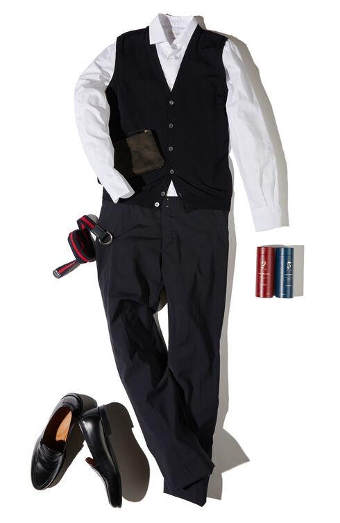 Zanone-Flexwool-Slim-Fit-Flexwool-Vest