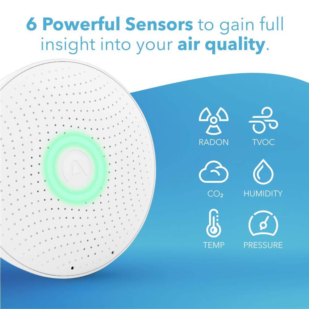 airthings air quality monitor