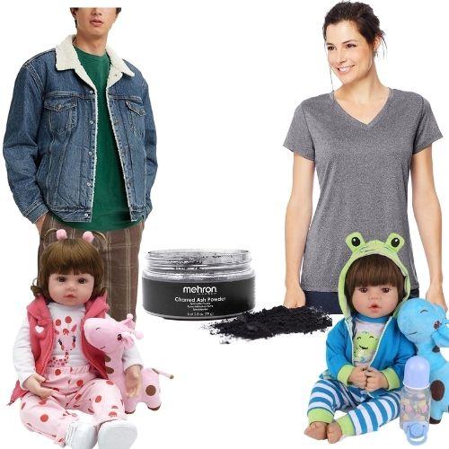 Ashton Mila Kunis Costumes