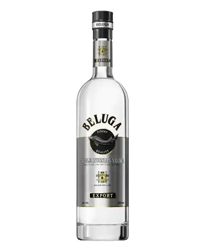 beluga vodka, Best Russian Vodka