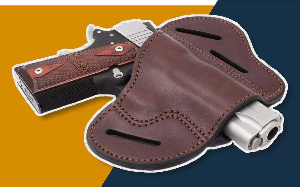 best handgun holsters
