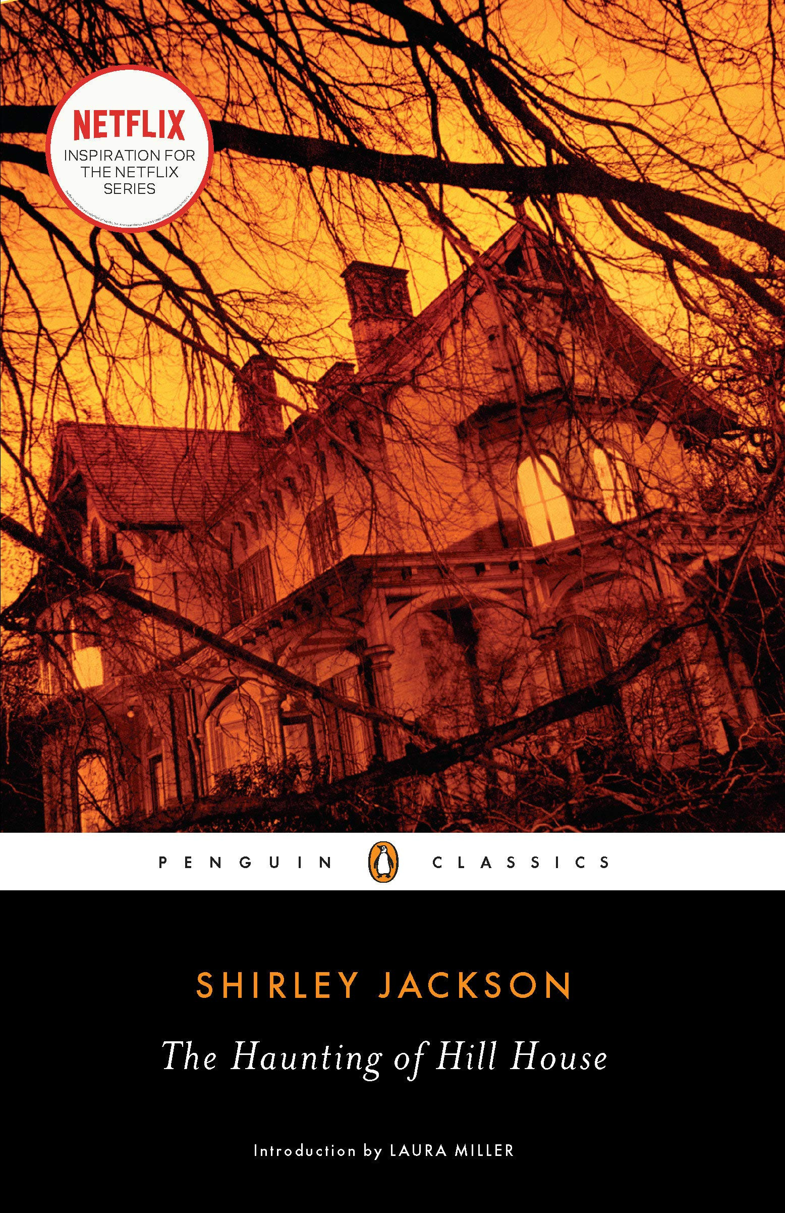 Haunting Hill House book cover
