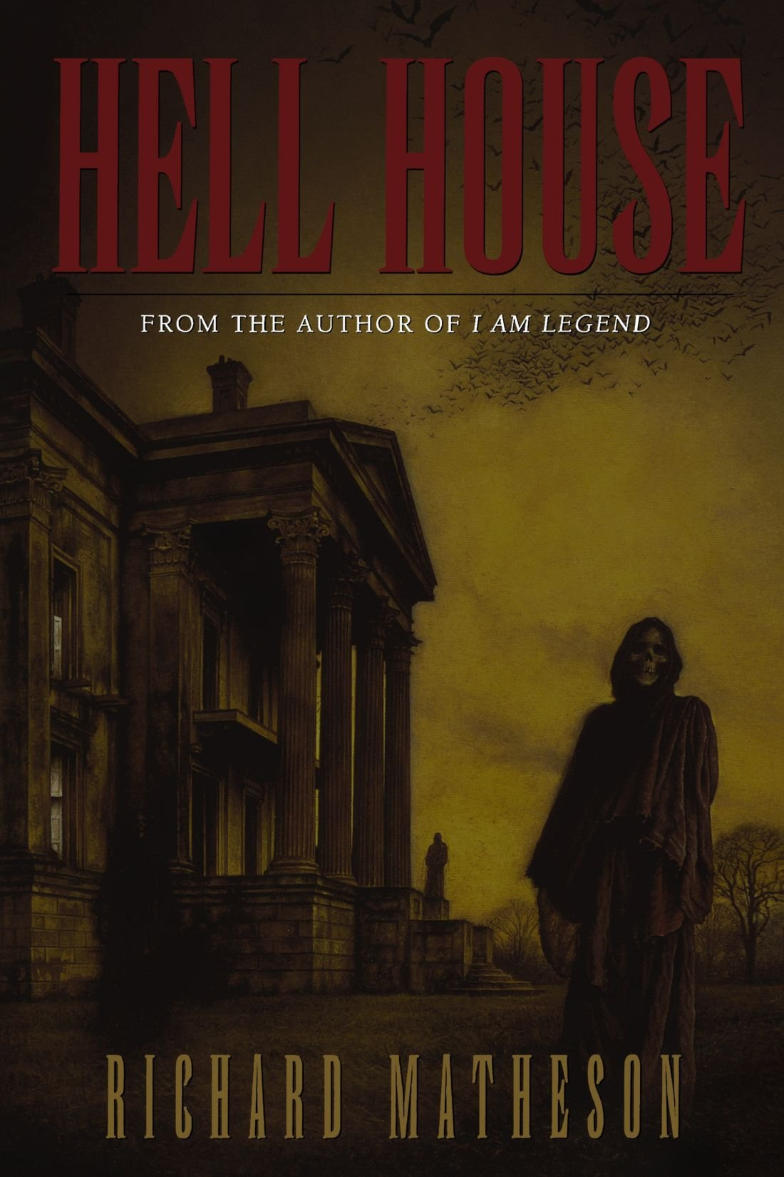 Hell House book cover