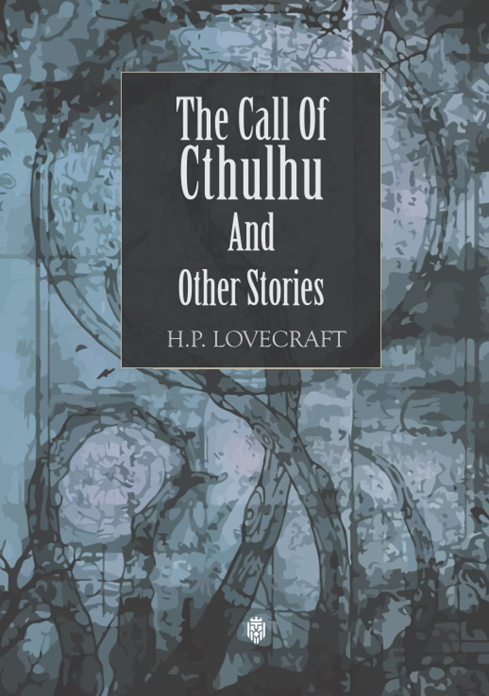 HP Lovecraft book cover
