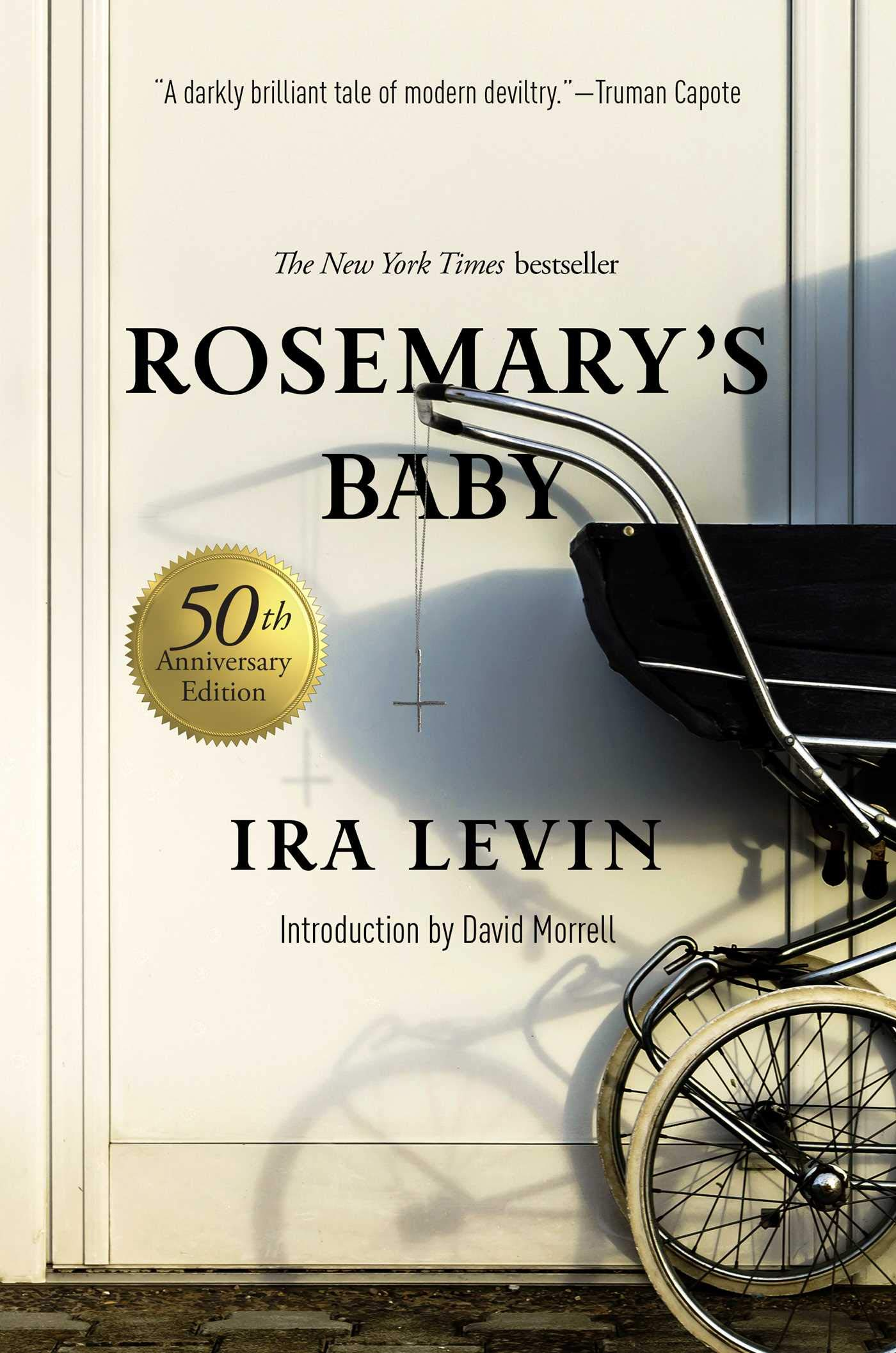 Rosemary's Baby book cover