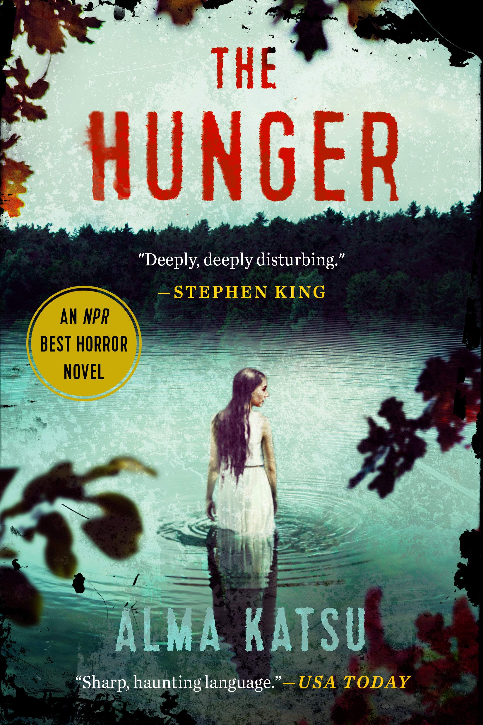 The Hunger book cover