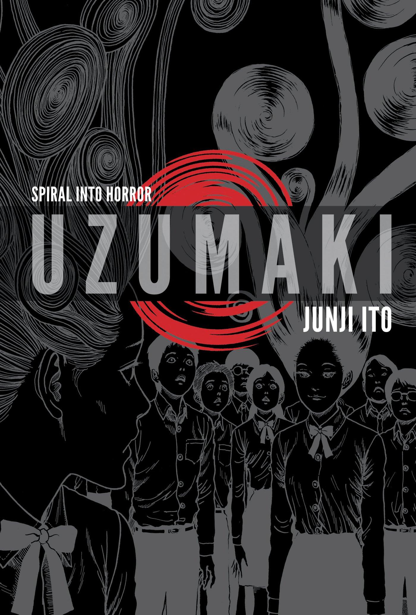 Uzumaki book cover