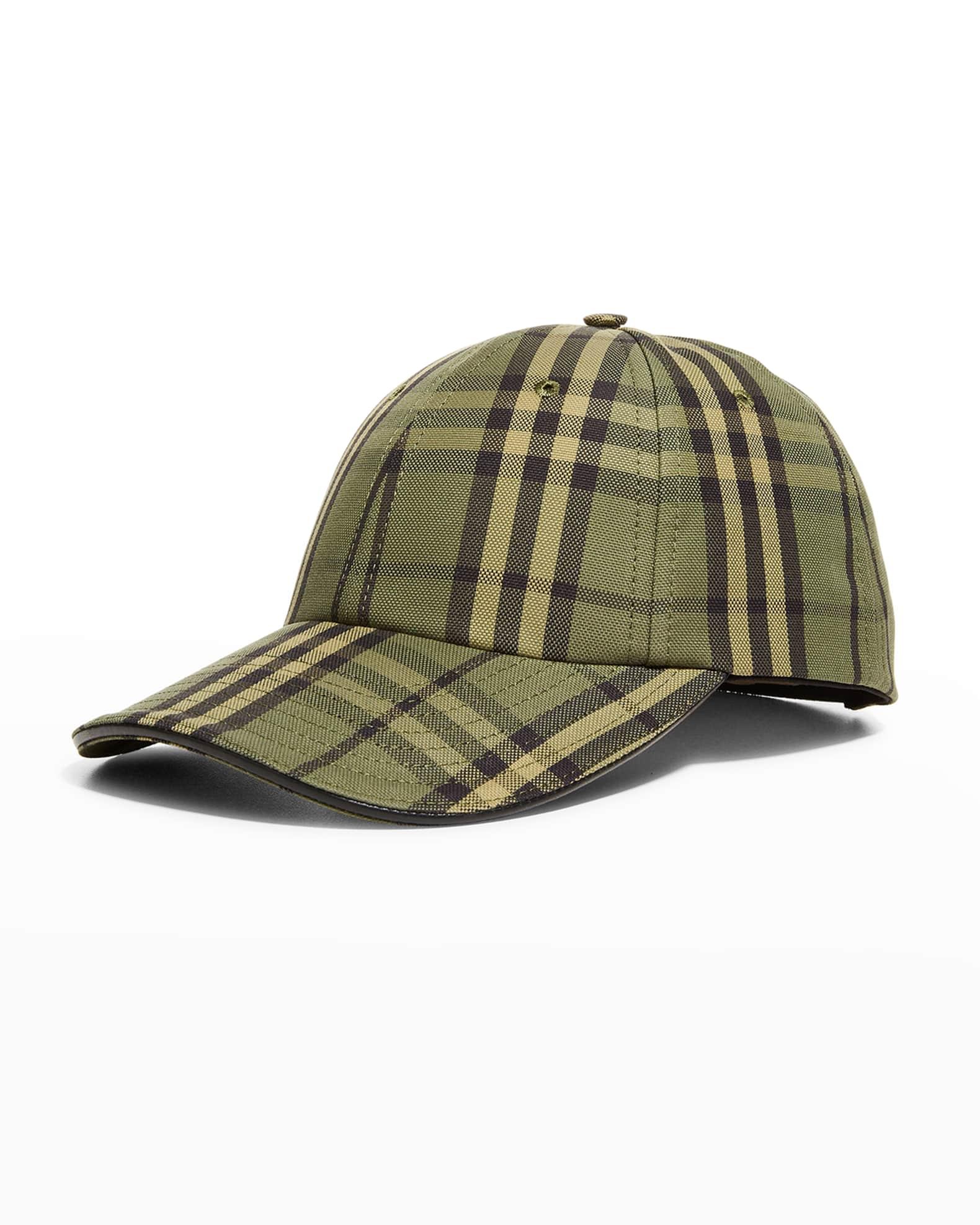 burbery baseball cap