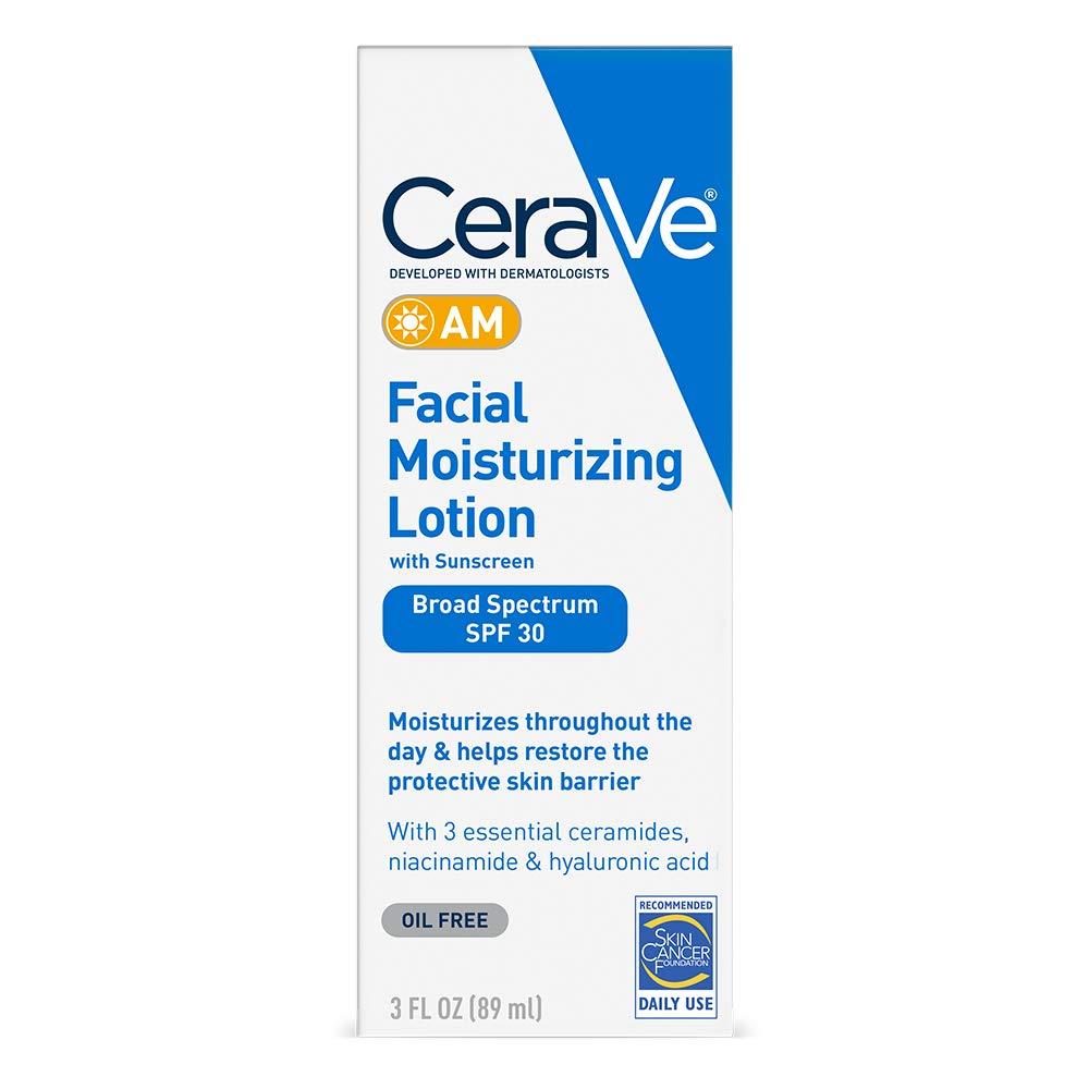 CeraVe AM Facial Lotion