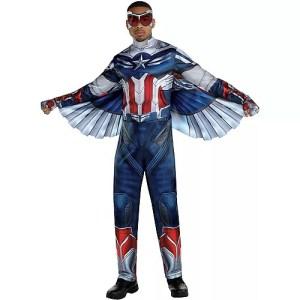 Falcon costume, Marvel Halloween costumes