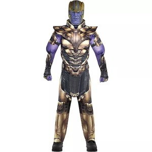 Thanos costume, Marvel Halloween costumes