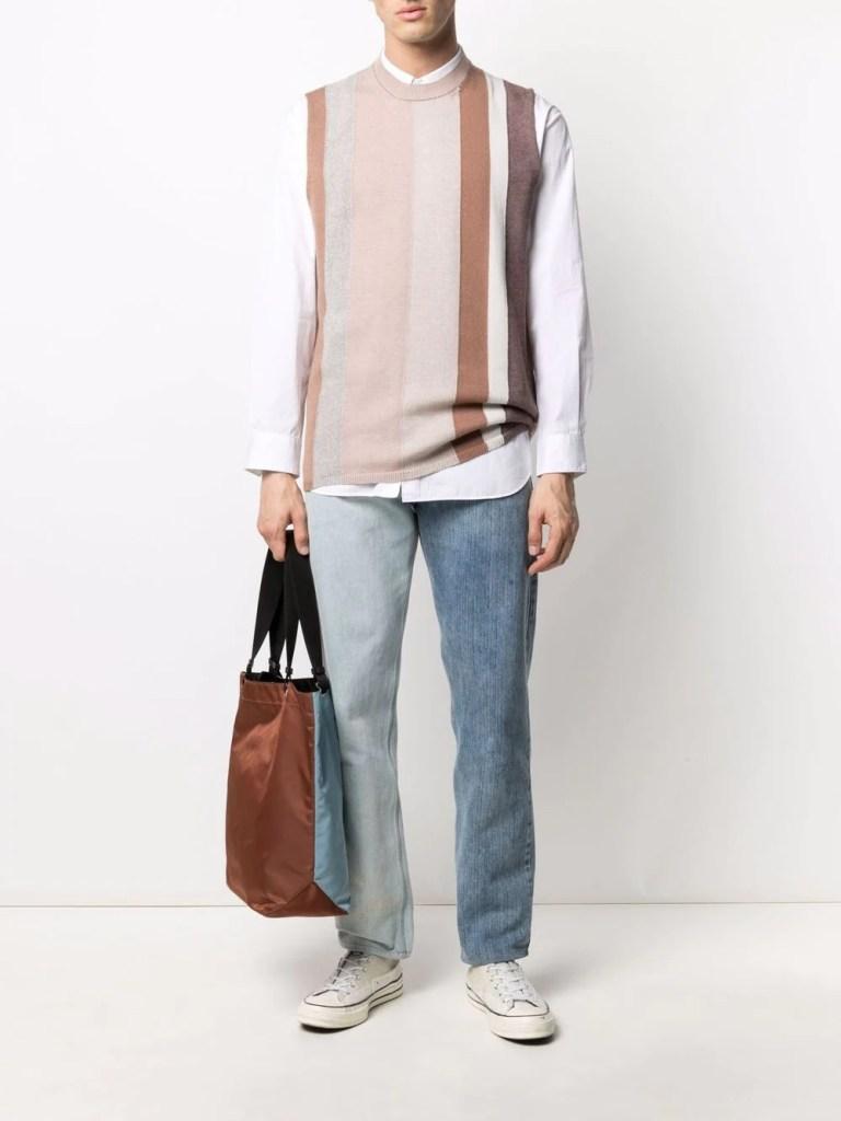 commes-de-garcons-striped-sweater-vest