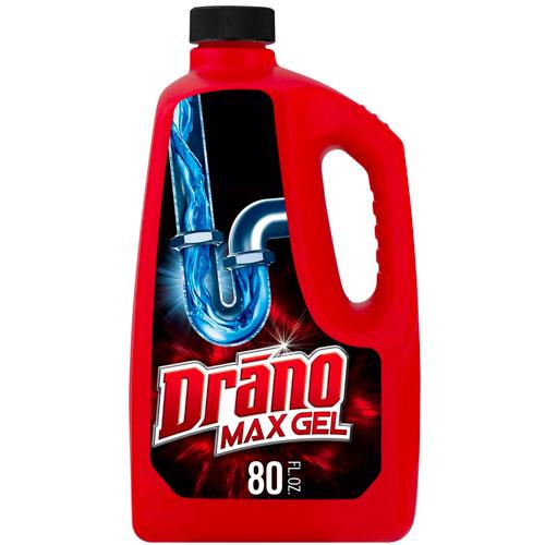 Drano Liquid Max