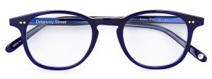 Emory Frames, stylish blue light glasses