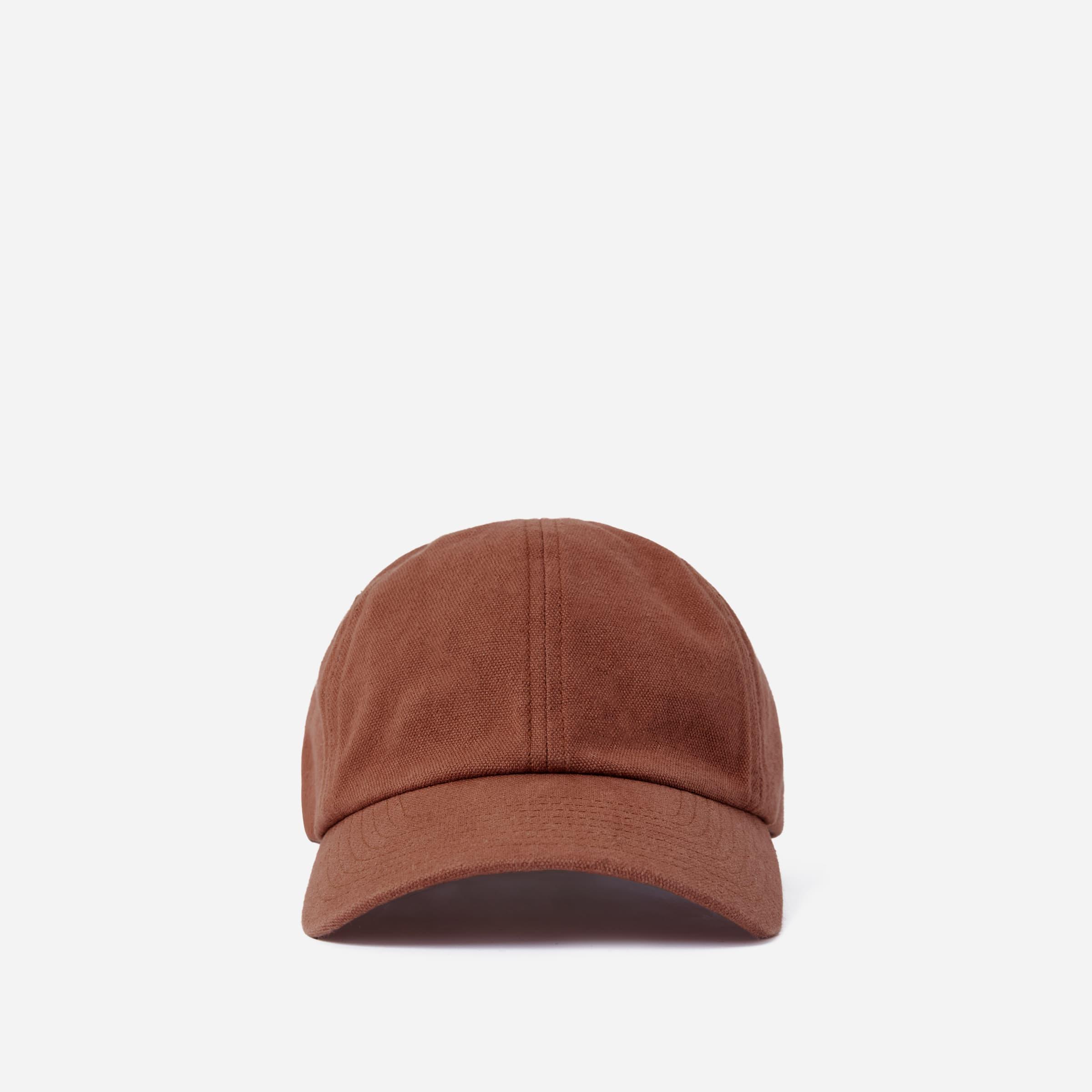 everlane baseball cap
