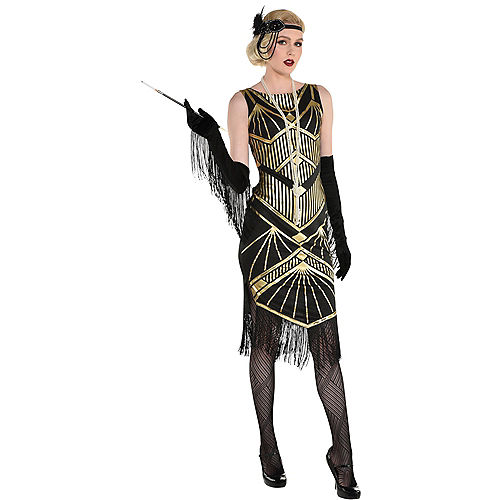 flapper costume, best places to buy halloween costumes