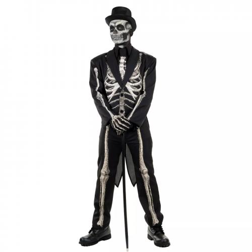 skeleton suit, best places to buy halloween costumes online