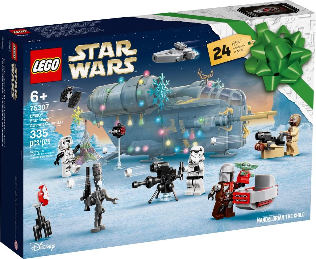 lego star wars advent calendar 2021, best advent calendars for adults