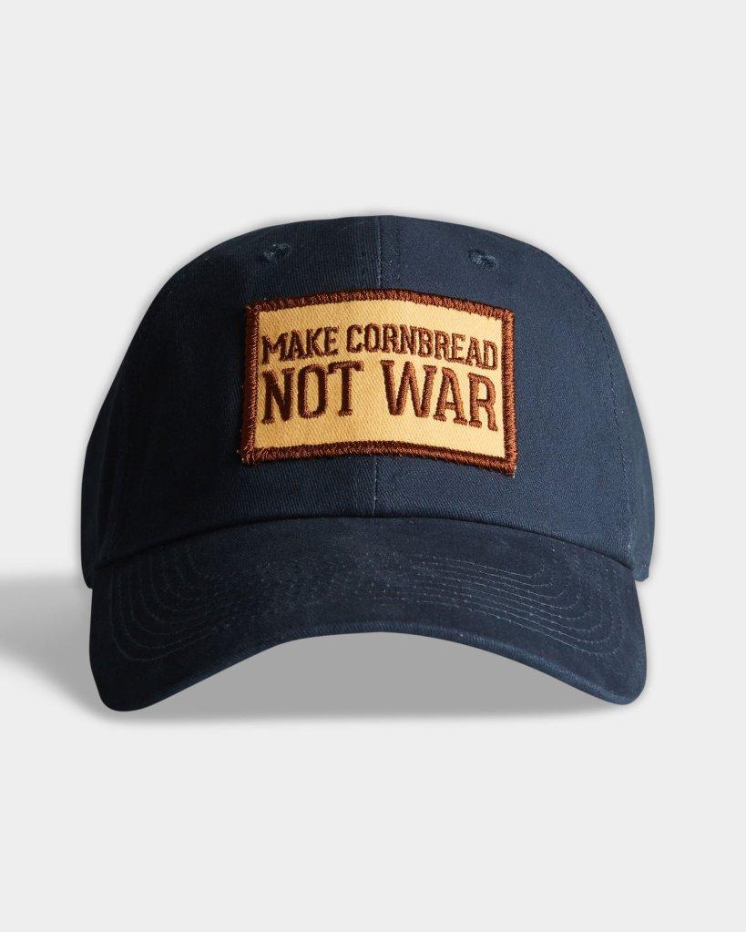 make cornbread not war hat