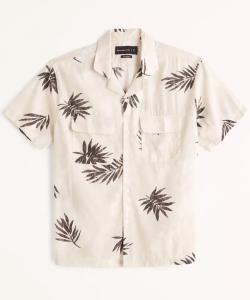 mens short sleeve button down shirts