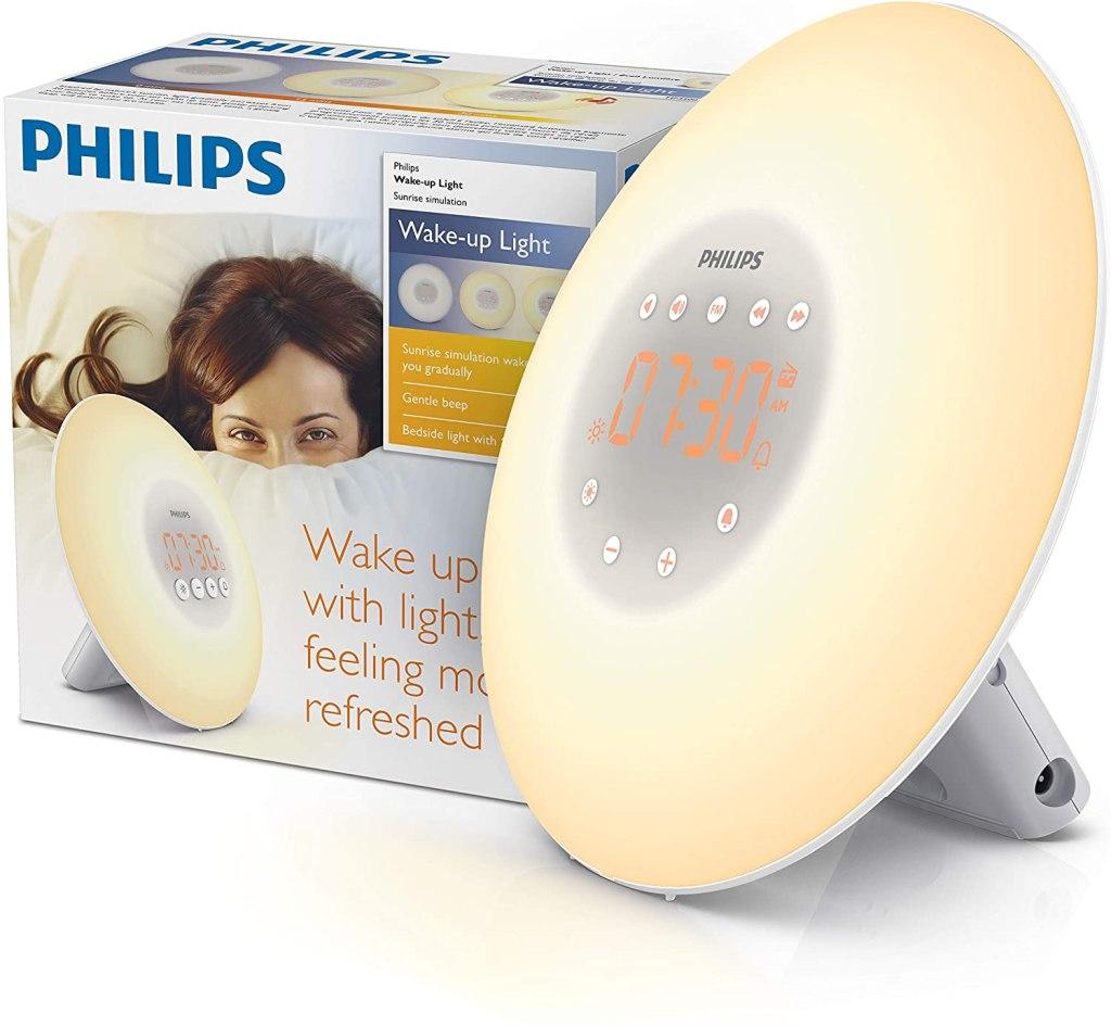 philips smartsleep alarm clock