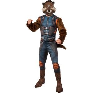 rocket racoon costume, Marvel Halloween costumes