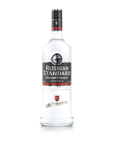 russian standard original vodka, Best Russian Vodka