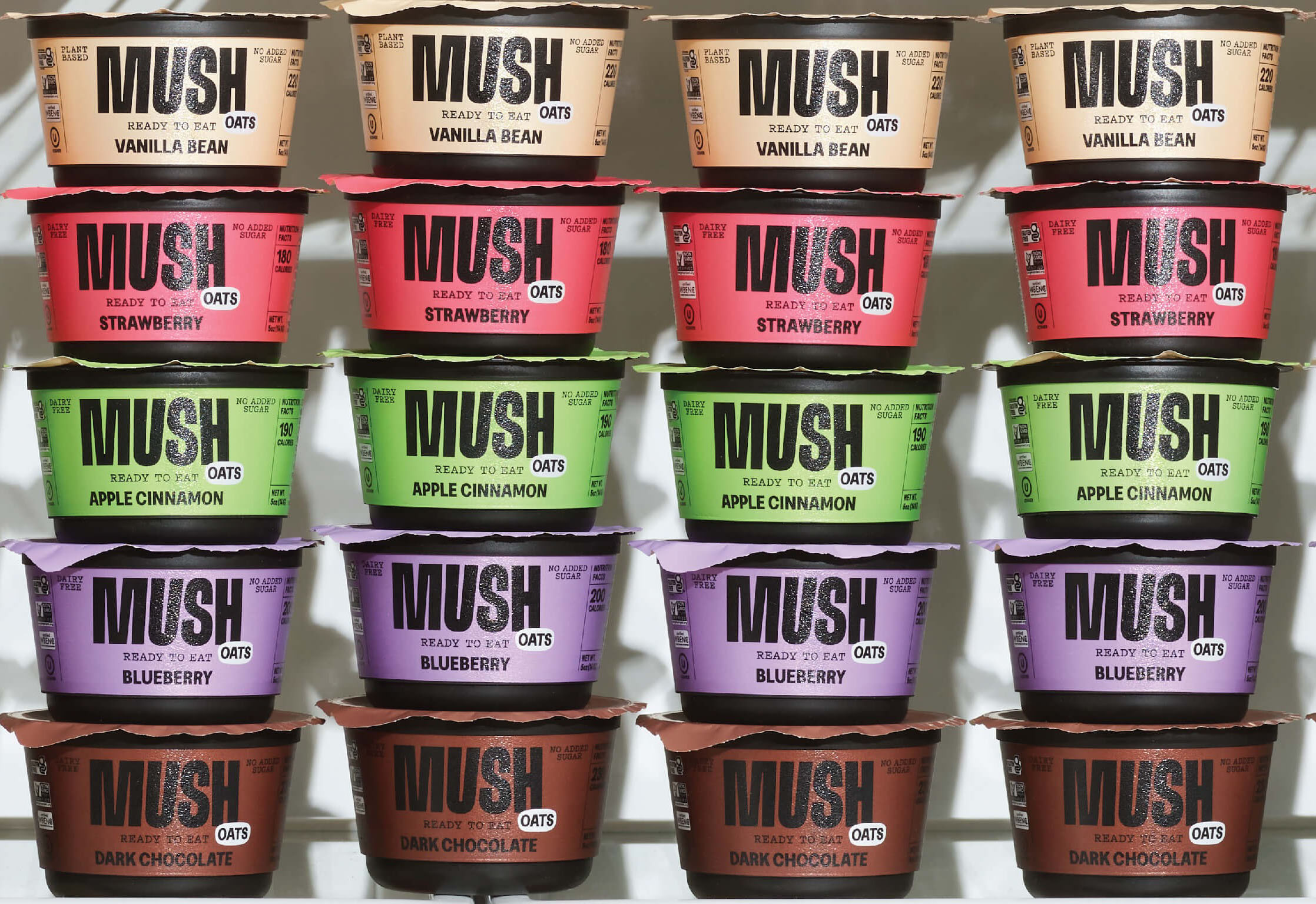 MUSH Overnight Oatmeal