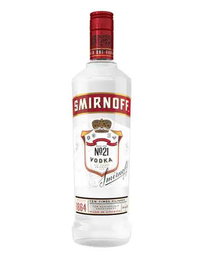 Smirnoff Vodka, Best Russian Vodka
