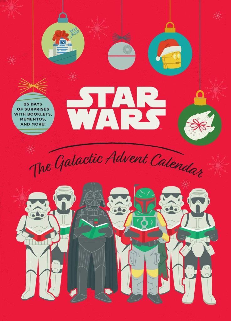 star wars galactic advent calendar