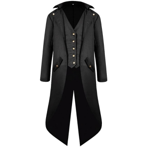 men's steampunk tailcoat, Marvel Halloween costumes
