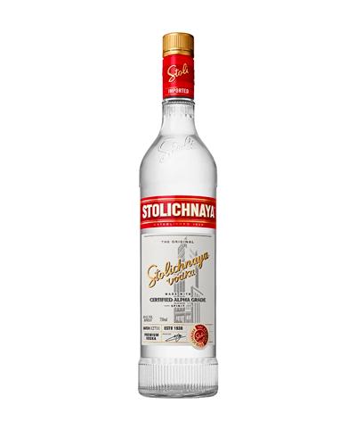 Stoli Vodka Bottle, Best Russian Vodka