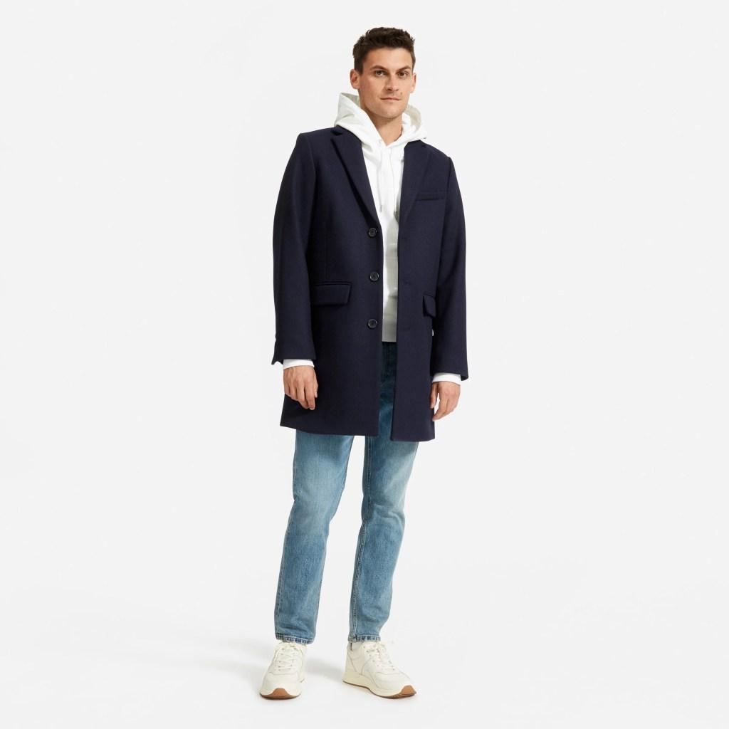 The ReWool Overcoat