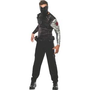 winter soldier costume, Marvel Halloween costumes