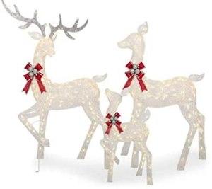 best outdoor christmas decorations winter wonder land