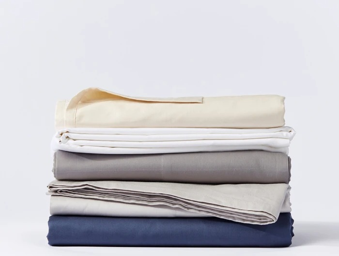 300 Thread Count Organic Sateen Sheets by Coyuchi
