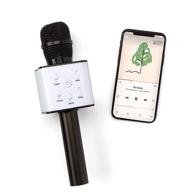 Uncommon Goods Karaoke Microphone Speaker