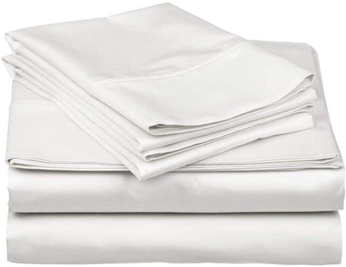 True Luxury 1000 Thread Count Egyptian Cotton Bed Sheets