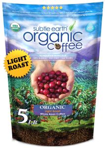 subtle earth organic coffee