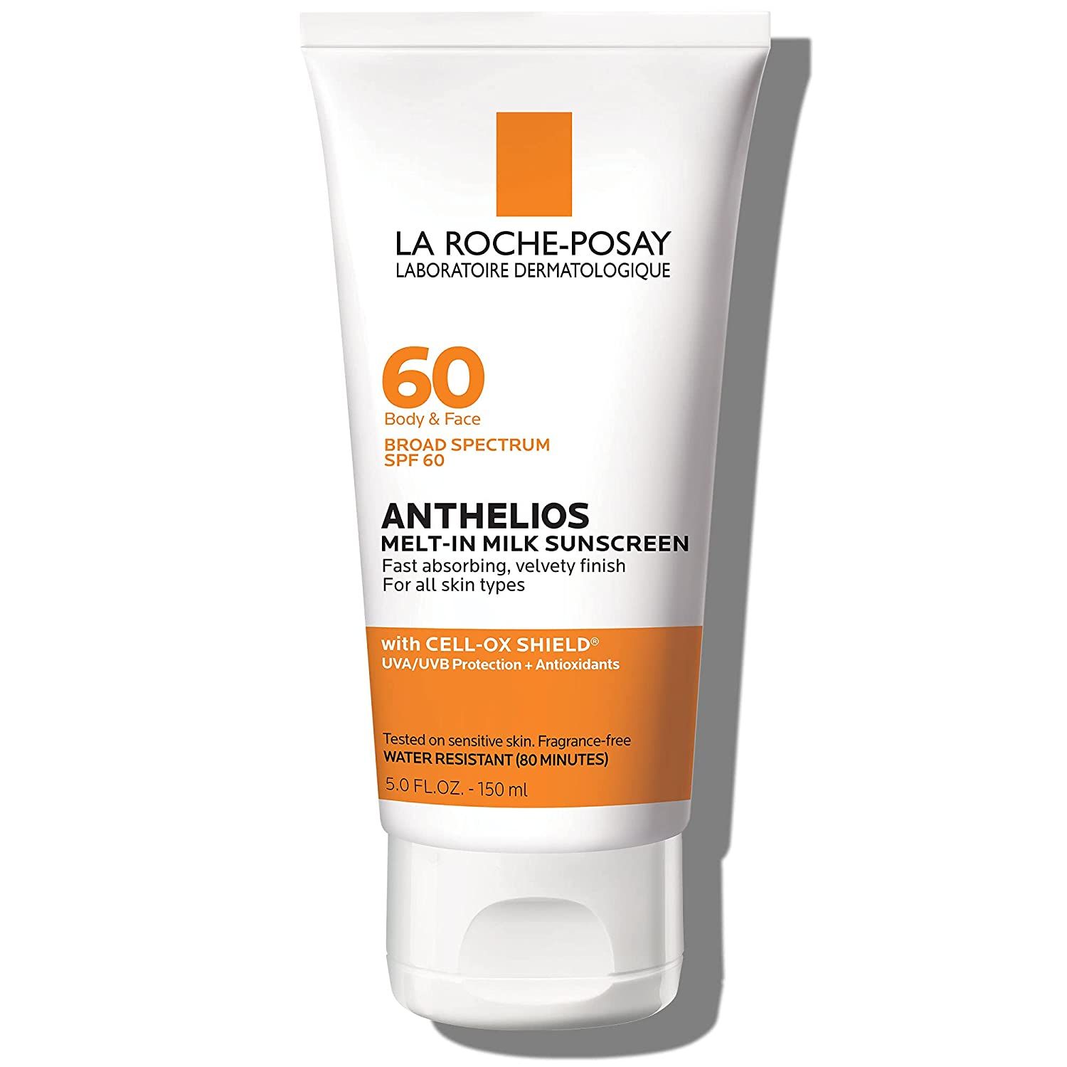 La Roche-Posay Anthelios Melt-In Sunscreenn, best non-greasy sunscreens