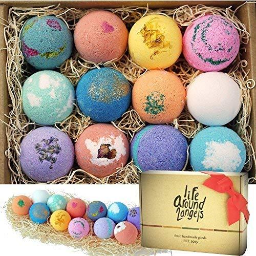 bath bombs gift box