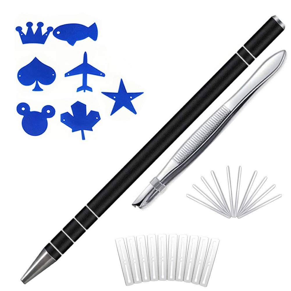 Hair razor pen