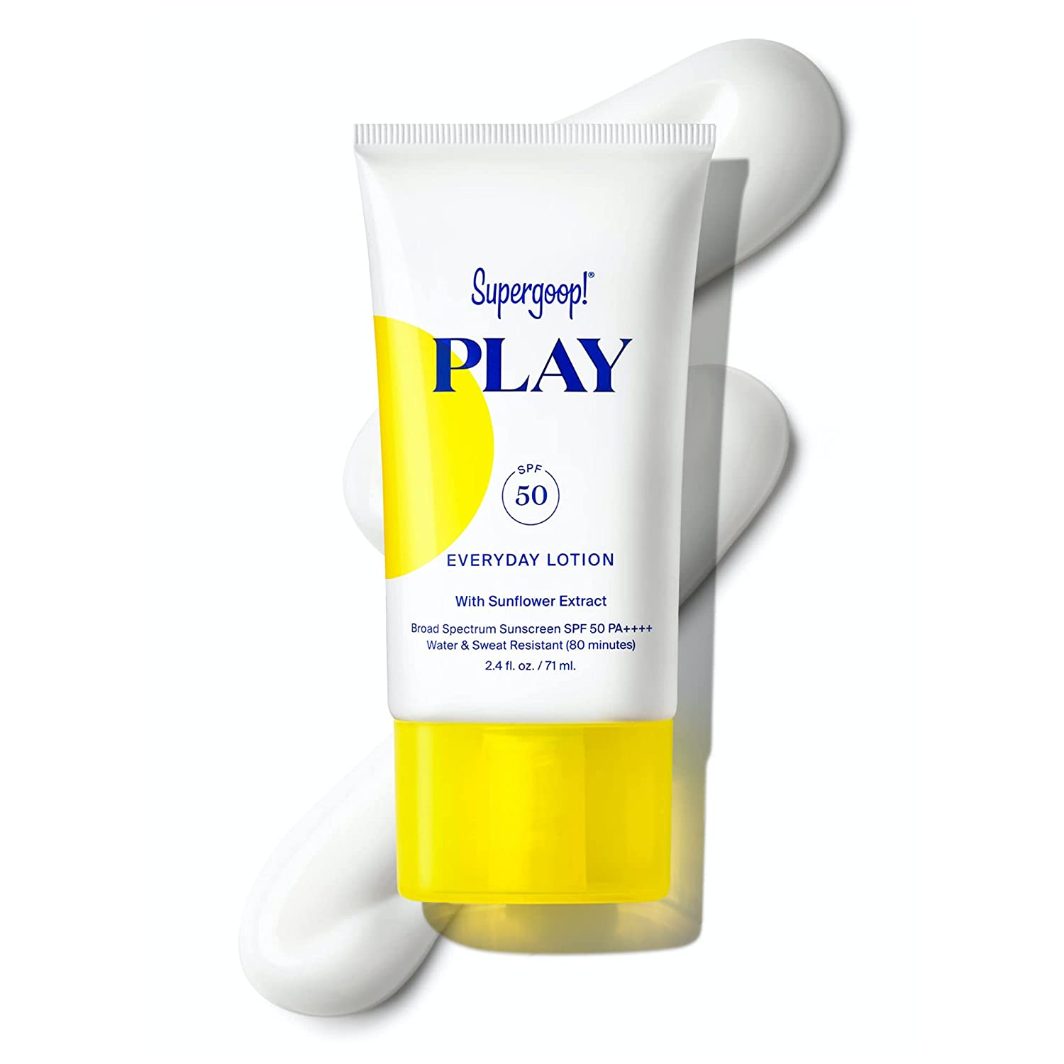 Supergoop! PLAY Everyday Lotion, best non-greasy sunscreens