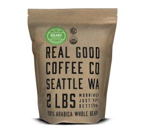 best organic coffee real good coffee company seattle