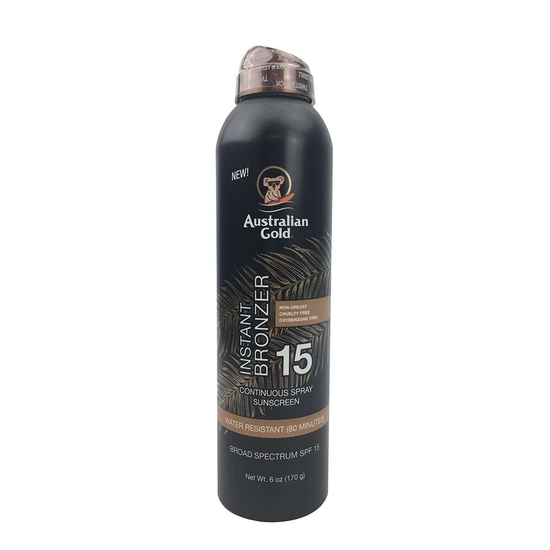 Australian Gold Continuous Spray Sunscreen