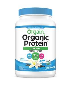 Orgain Organic Protein + Greens