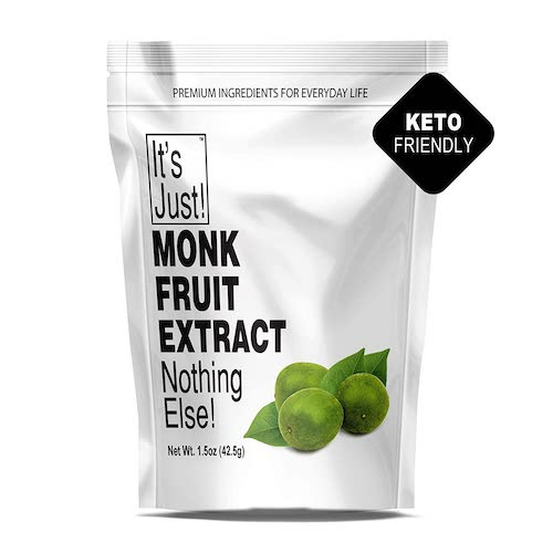 It's Just! 100% Monk Fruit Extract Powder