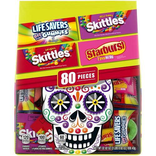 dia de los muertos candies