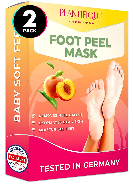Plantifique Foot Peel Mask